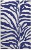 rug #268609    blue animal rug