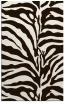 rug #268625 |  brown animal rug
