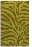 rug #268649 |  light-green animal rug