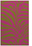 rug #268657 |  light-green stripes rug