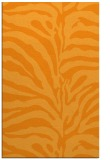 rug #268673 |  light-orange popular rug