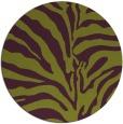 rug #268909 | round animal rug