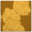 rug #269689 | square light-orange graphic rug