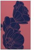rug #270181 |  blue-violet natural rug