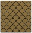 rug #271165 | square brown retro rug