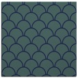 rug #271177 | square blue-green traditional rug