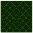 rug #271213 | square green traditional rug