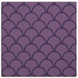 rug #271241 | square purple traditional rug