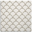 rug #271285 | square white retro rug