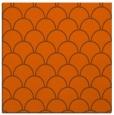 rug #271409 | square red-orange traditional rug