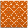 rug #271413 | square red-orange traditional rug