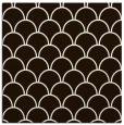 rug #271441 | square brown retro rug