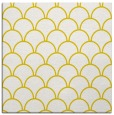 rug #271445 | square yellow retro rug