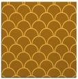 rug #271449 | square yellow retro rug