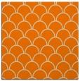 rug #271461 | square orange retro rug