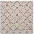 rug #271485   square pink retro rug