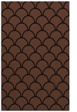 rug #271865 |  brown traditional rug