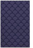 rug #271933    blue-violet traditional rug