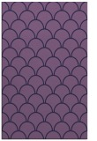 rug #271945 |  blue-violet traditional rug