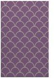 rug #272029 |  purple traditional rug