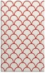 rug #272089 |  red traditional rug
