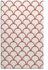 rug #272097 |  red traditional rug