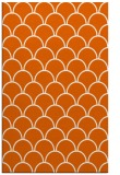 rug #272117 |  red-orange traditional rug
