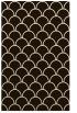 rug #272145 |  brown retro rug