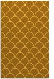 rug #272153 |  yellow traditional rug