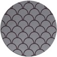 rug #272437   round purple rug