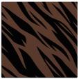 rug #272921 | square black popular rug
