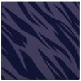 rug #272989 | square blue-violet rug