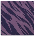rug #273001 | square purple abstract rug
