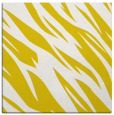 rug #273205 | square yellow abstract rug
