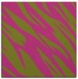 rug #273233 | square light-green popular rug
