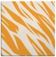 rug #273253 | square light-orange abstract rug