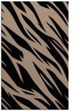 rug #273621 |  beige abstract rug