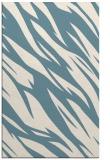 rug #273633    white abstract rug