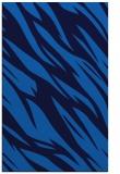 rug #273777    blue abstract rug