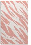 rug #273829 |  pink rug