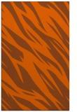rug #273873 |  red-orange rug