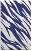 rug #273889 |  blue abstract rug