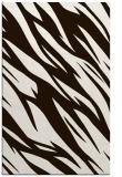 rug #273905    brown abstract rug