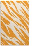 rug #273957 |  white abstract rug