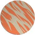 rug #274157   round beige abstract rug