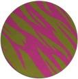 rug #274289 | round light-green popular rug