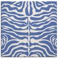 rug #274705 | square blue animal rug