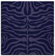 rug #274749 | square blue-violet rug