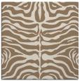 rug #274817 | square beige stripes rug