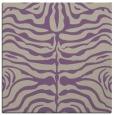 rug #274845 | square beige animal rug